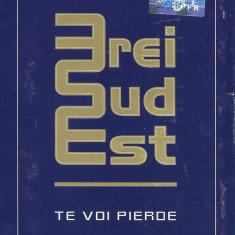 Vand caseta audio 3rei Sud Est – Te Voi Pierde, originala, holograma