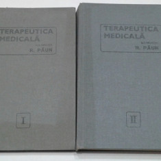 R.PAUN - TERAPEUTICA MEDICALA         Vol.1.2.