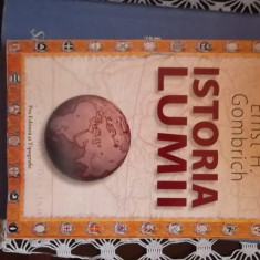 ISTORIA LUMII-ERNST H.GOMBRICH, 2006