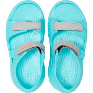 Sandale Copii pe apă Crocs Swiftwater River Sandal Kids