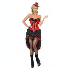 Costum burlesque dancer pentru adulti
