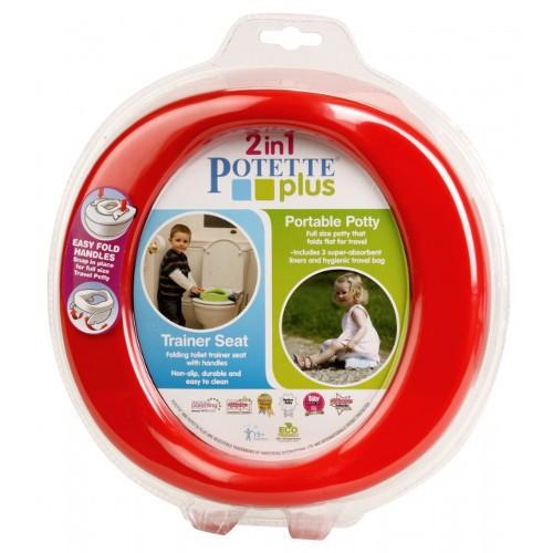 Olita Portabila Potette Plus Rosu