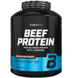 Proteina Hidrolizata Pura din Carne de Vita Fara Creatina Beef Protein 1816 grame Bio Tech USA Cod: BTNBEFPR1