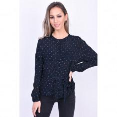 Camasa Vascoza Vero Moda Zilia Dots Negru, L, M, S, XS, Bleumarin