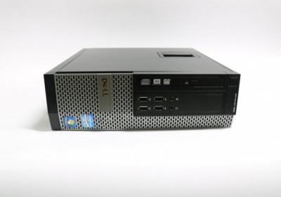 Calculator Dell Optiplex 790 Desktop SFF, Intel Core i3 Gen 2 2120 3.3 GHz, 4 GB DDR3, 250 GB HDD SATA, DVDRW foto