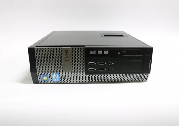 Calculator Dell Optiplex 790 Desktop SFF, Intel Core i3 Gen 2 2120 3.3 GHz, 4 GB DDR3, 250 GB HDD SATA, DVDRW