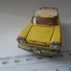 bnk jc Dinky 193 Rambler Cross Country Station Wagon