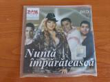 NUNTA IMPARATEASCA , MANELE -DVD .