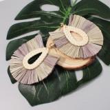 Cercei Raffia Bamboo 6A23C283
