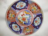 APLICA / FARFURIE DIN PORTELAN IMARI WARE JAPONIA
