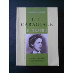 ION LUCA CARAGIALE - TEATRU volumul 2 (2010)