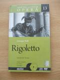 Cumpara ieftin GIUSEPPE VERDI- RIGOLETTO- colectia Mari spectacole de opere, cu cd,dvd- r4a