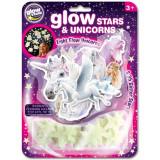 Stele si unicorni fosforescenti The Original Glowstars Company B8627