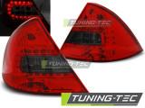 Stopuri LED compatibile cu Ford MONDEO MK3 09.00-07 Rosu Fumuriu LED