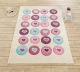Cumpara ieftin Covor pentru copii Love Multicolour, 133 x 190 cm