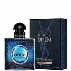 Apa de parfum Yves Saint Laurent Black Opium Intense, 30 ml, pentru femei