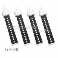 Bec LED rezervă - 9W, 4buc