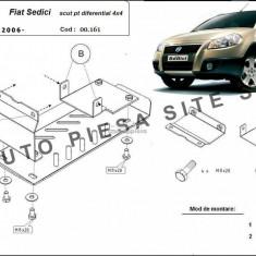 Scut metalic diferential Fiat Sedici fabricat incepand cu 2006 APS-00,161