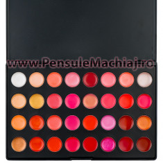 Paleta Rujuri 32 culori Fraulein38 Luscious Lips