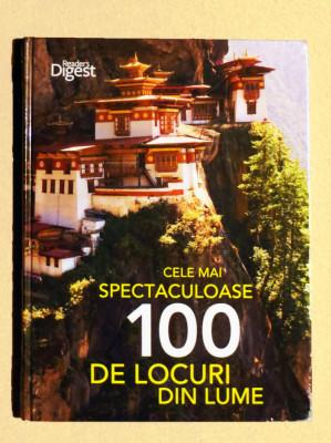 CELE MAI SPECTACULOASE 100 DE LOCURI DIN LUME (Reader's Digest), IN TIPLA ORIG.! foto