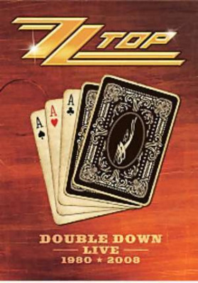 ZZ TOP DOUBLE DOWN LIVE AT ROCKPALAST 1980 (DVD) foto