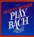 Jacques Loussier play Bach ( set 5 viniluri )