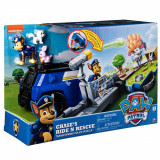 Set Vehicul Paw Patrol si Chase, Ride N Rescue