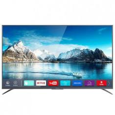 Tv 4k ultra hd smart 65inch 165cm serie x k&m, 165 cm, Smart TV