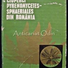 Ciuperci Pyrenomycetes-Sphaeriales Din Romania - C. Sandu-Ville