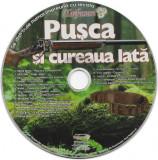CD Pușca Și Cureaua Lată, original