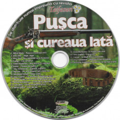 CD Pușca Și Cureaua Lată, original