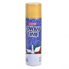 Spray zapada artificiala aurie Snow Time, 250 ml