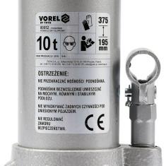 Cric hidraulic 10 tone VOREL