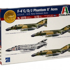 "1:72 F-4 PHANTOM ""VIETNAM ACES"" 1:72"