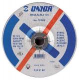 Disc de taiere cu gaura afundata, pentru otel - 1202/2 - UNIOR - 115 - 6