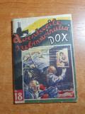 Carte pentru copii anii '90 -aventurile submarinului dox,nr 18