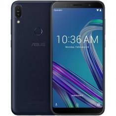 Smartphone asus zenfone max pro m1 (ecran 5.99 in carcasa de 5.5) 4g/lte dual sim, Negru, 32GB