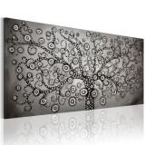 Tablou canvas - Arborele de argint - 120 x 60 cm, Artgeist