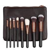 Set 8 pensule machiaj Indispensable Makeup