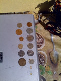 Lot 12  monede cu animale