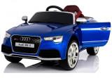 Masinuta electrica, Audi RS5, albastru metalizat
