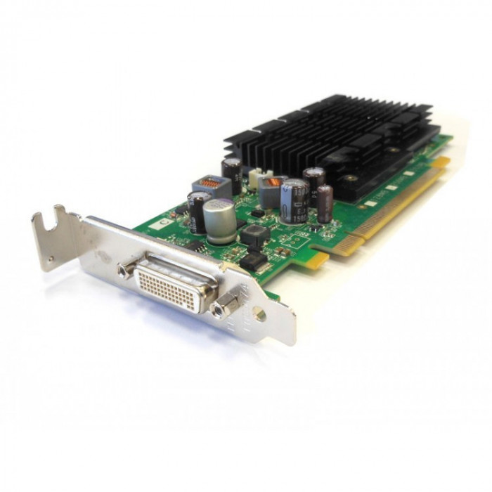 Placa Video Nvidia GeForce 9300GE, 512Mb, Low Profile + Cablu DMS-59 cu doua iesiri VGA