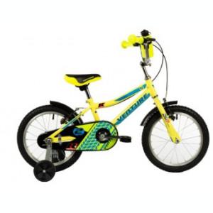 Bicicleta Copii Venture 1617 Galben 16