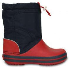 Cizme Băieți de zăpadă Crocs Crocband Lodgepoint Boot