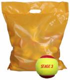 Stage 3 Red Mingi tenis de camp pentru copii, rosii 1 buc