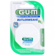 G.U.M Butlerweave ata dentara cu aroma de menta