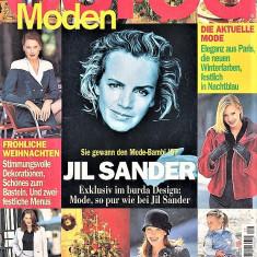 Burda revista moda croitorie insert in limba romana 54 tipare 12/1997