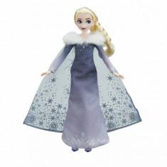 Disney Frozen - Papusa Elsa Fashion muzicala