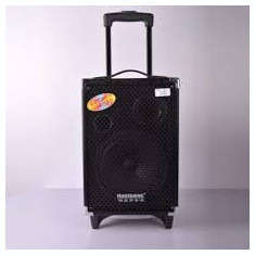 Boxa 100W A8 Portabila cu Bluetooth Acumulator USB Microfon Karaoke
