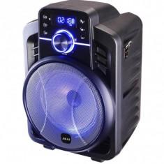 Boxa portabila akai abts-i6 cu bluetooth si microfon wireless outputpower:20w